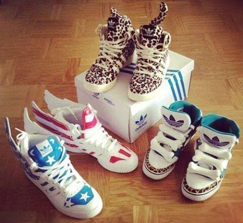 Ne treba nositi – Sneakers