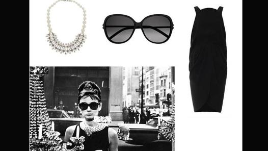 Audrey Hepburn u filmu Breakfast at Tiffany