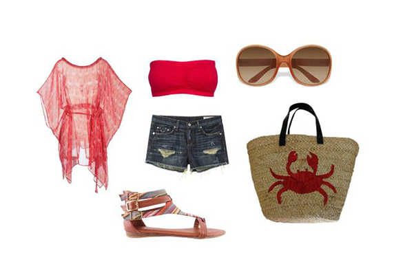 Glamur na plaži