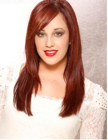 Vatreno crvena kosa