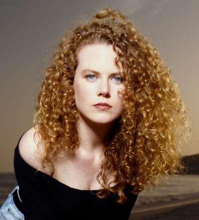 Nicole Kidman frizura
