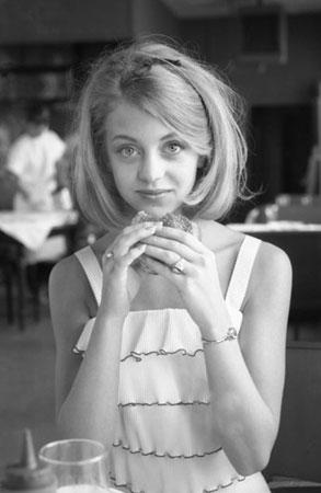 Goldie Hawn kao tinejdzer