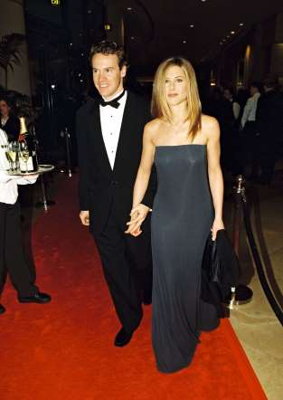 Jennifer Aniston i Tate Donovan