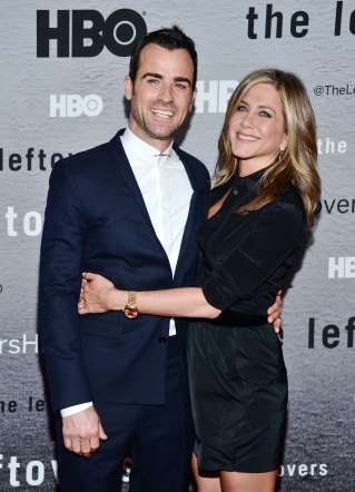 Jennifer Aniston se udaje za  Justin Theroux