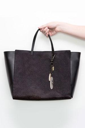 klasicni privezak i torba