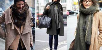 šalovi i kaputi