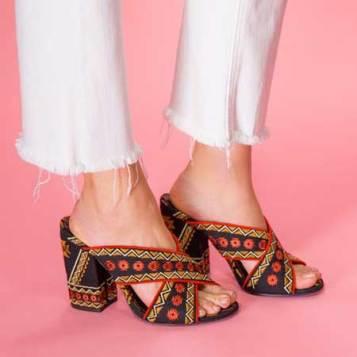 etno sandale i bez lak