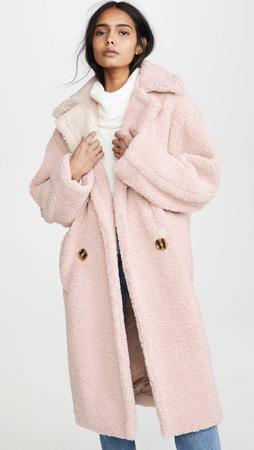 roze teddy bear kaput