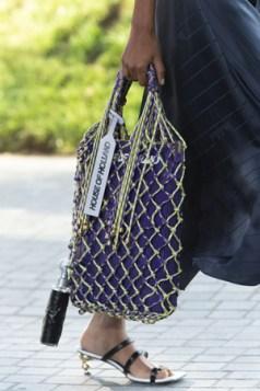 sportska mrežasta torba
