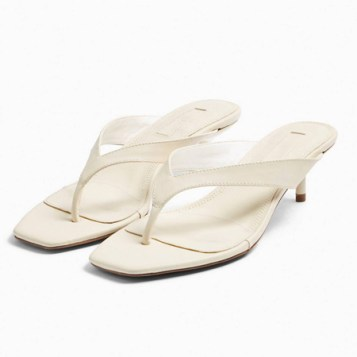 bele thong sandale