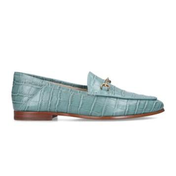 plave loafers cipele