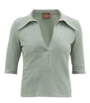 siva polo bluza