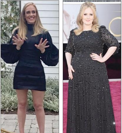 Adele pre i posle