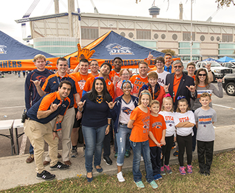 UTSA fans: Join the pre-Bowl festivities in San Antonio ...