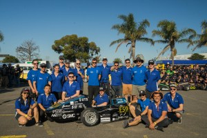 UTS: Motorsports Electric 2016 team