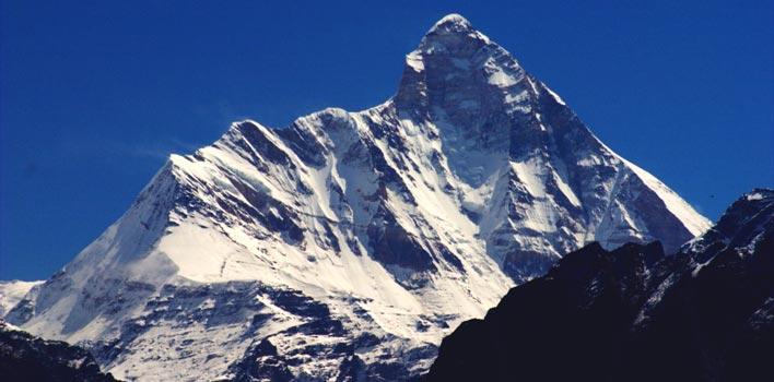 Peaks and Mountains in Uttarakhand