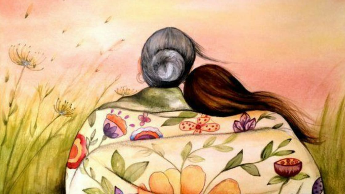बचपन की यादें और दादी मां का प्यार