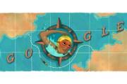 आज का Google डूडल 'भारत की जलपरी' साहा को समर्पित