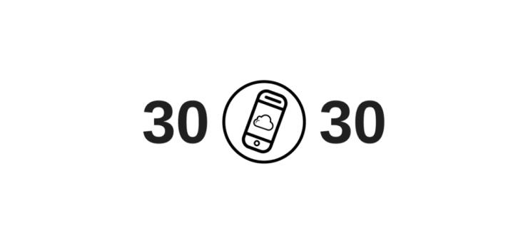 30 posts 30 days header