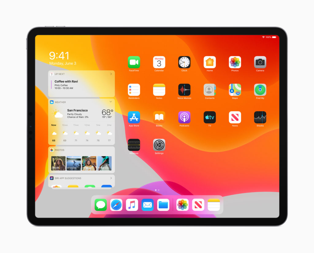 WWDC 2019 - iPadOS