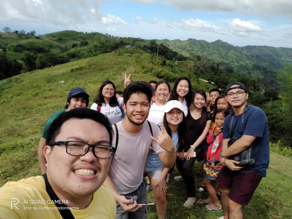 Realme 5 Review - Group Selfie Shot