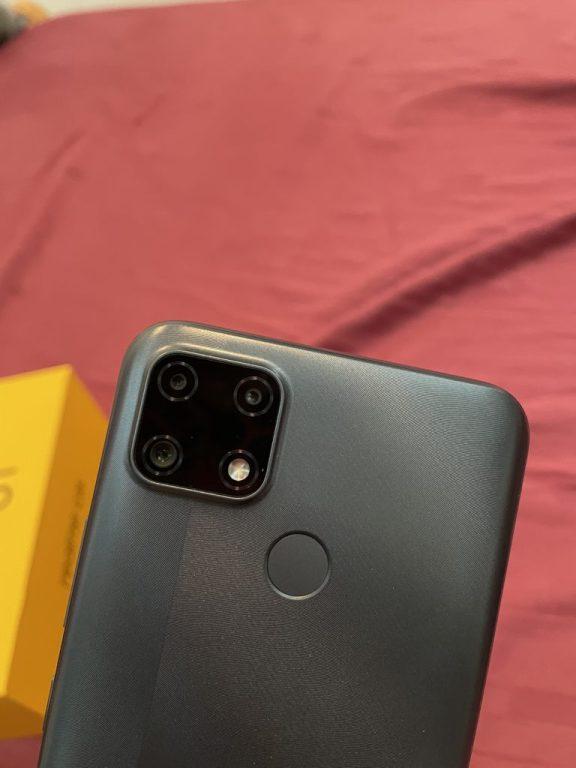 realme C25 review - Cameras