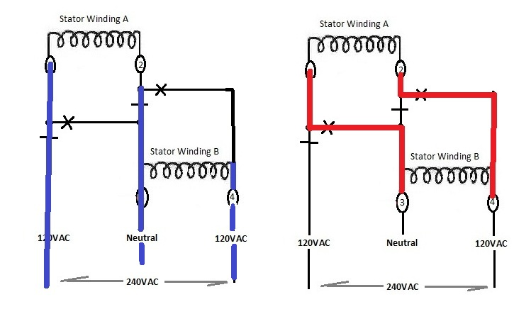 120 240VAC or 120VAC only Selector Switch 2 synchronous generator basics, simple guide to rewire your head 120v wire diagram at n-0.co