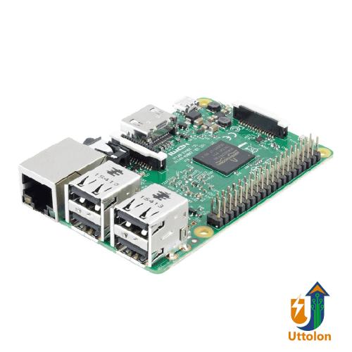Raspberry pi 3 module B+