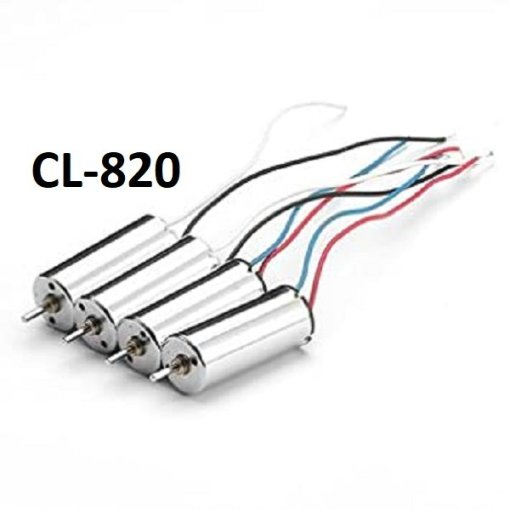 Core less motor CL 820