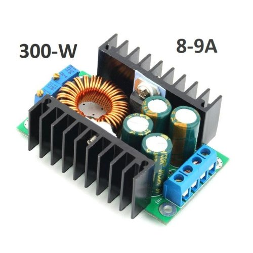 300 Watt 8-9 Amp DC to DC Step Down Buck Converter Power Module