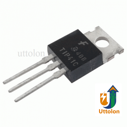 tip41c npn power transistor
