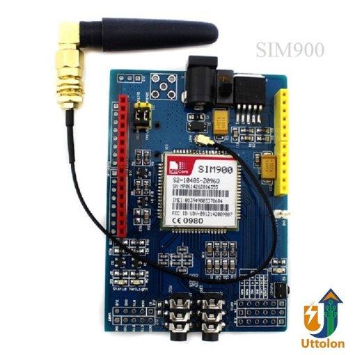 SIM900 GPRS GSM Arduino Shield