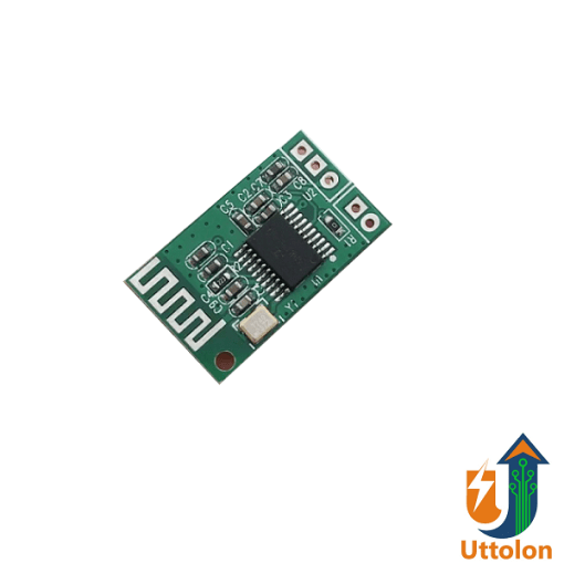 Bluetooth Stereo audio receiver circuit Board