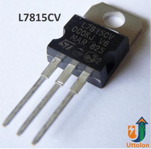 L7815 Voltage Regulator