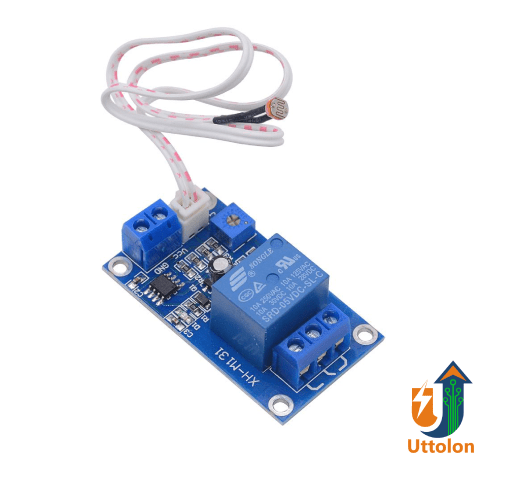 XH M131 Automatically Light Control Switch Sensor Photoresistor Relay Module