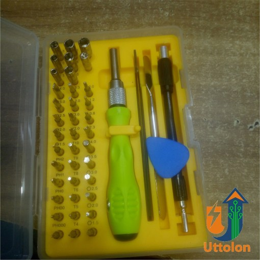 42 in 1 Tools set Aisilin uttolon