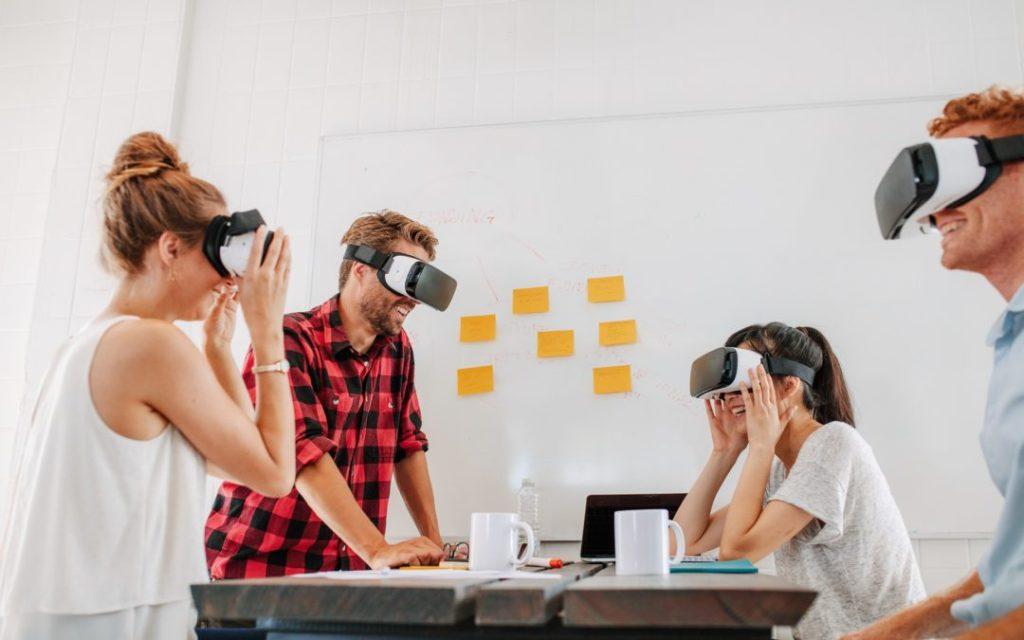 VR Diversity workshop