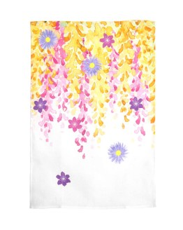 Fuji Pink Kitchen Towel
