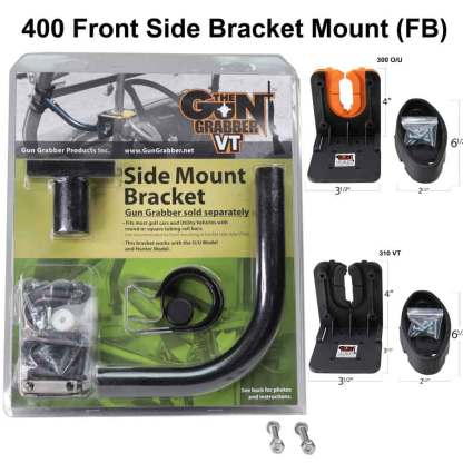 400FB Perfect Front Side Mounting Gun Rack