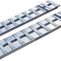 "60"" Aluminum Low-Profile Auto Trailer Ramps"