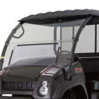 Kawasaki KAF600-005B Black Hard Top