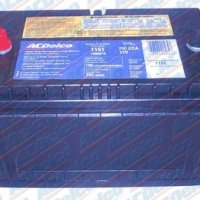 Ac Delco 1151 84 Month Wet Battery New