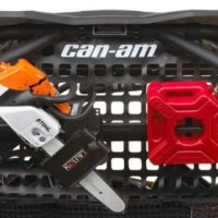 Can-Am New OEM Commander Gear Rail Chain Saw Press Carrier Accessory Mount Kit 715001423