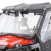 Honda 08R74-HL5-A01 Pioneer 500 Full Poly Hard Coat Tip-Out Windscreen