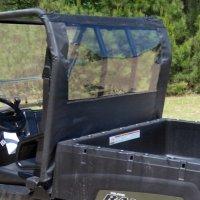 Seizmik Full Size Ranger and Bobcat UTV Dust Panel 04017