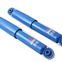Suspension Shock Absorber,Rear Left and Right Side Pair,2 Piece Set KLINEO K45B016RH,For ACURA MDX / HONDA Odyssey