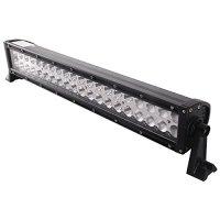 "Led Light Bar, Senlips 21"" 120W Offroad Light Bar Flood Spot Combo Beam IP 67 Waterproof for Off-road Vehicle, ATV, SUV, UTV, 4WD, Jeep, Boat- Black"