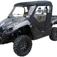 Yamaha Viking Full Cab Enclosure For OEM Windshield