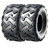 Set Pair of 2 SunF ATV UTV Tires 21x7-10 21x7x10 4PR A001