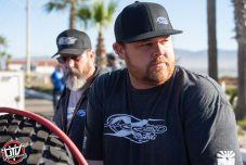 Jagged X Racing Owner and Driver Brandon Scheuler at 2018 Baja 1000